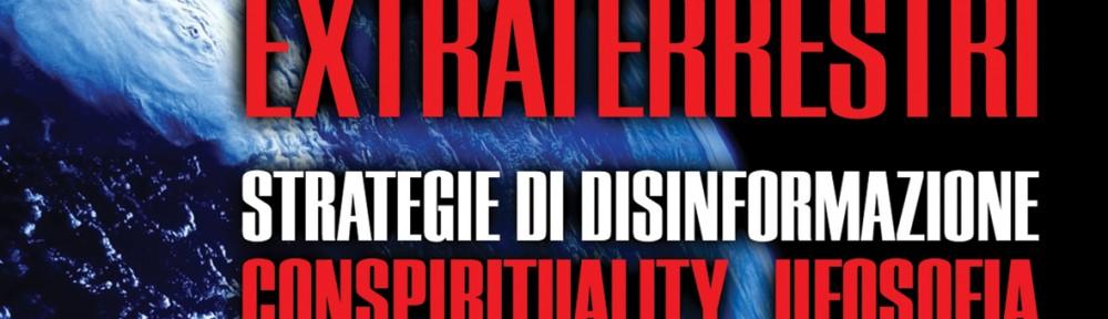 """La copertina del libro """"Realtà Extraterrestri"""" (XPublishing)"""
