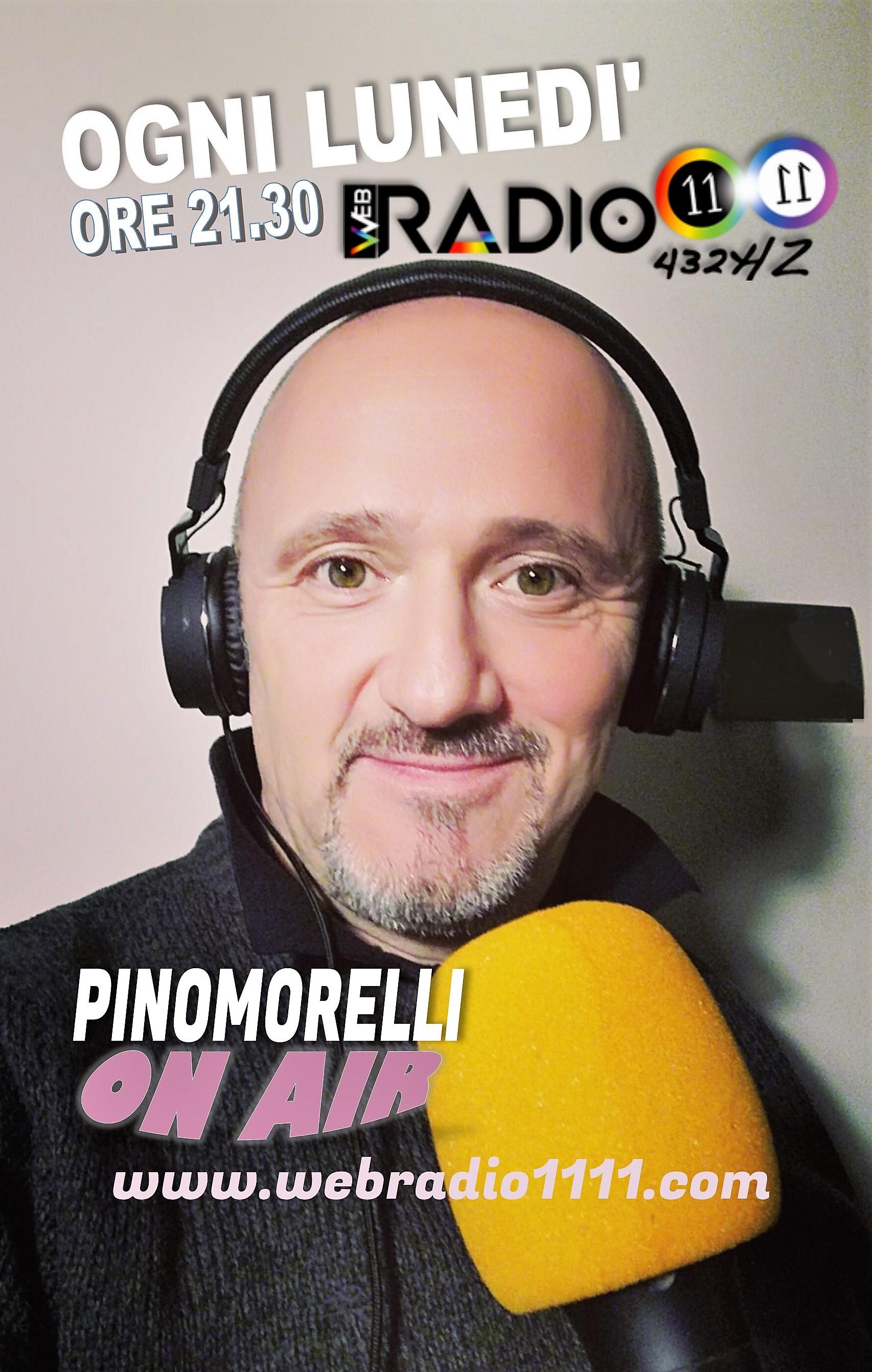 a partire dalle ore 21.30 su www.webradio1111.com